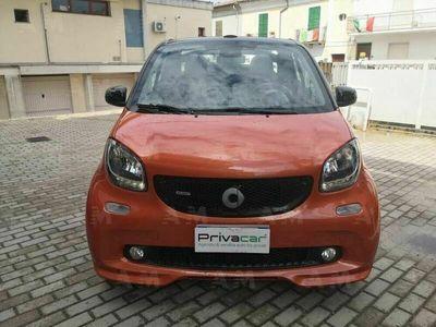 usata Smart ForTwo Cabrio BRABUS 0.9 Turbo twinamic Xclusive