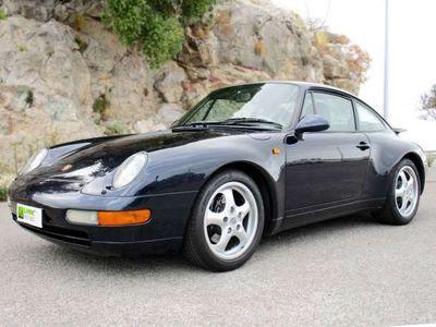 usata Porsche 993 COUPE' 2