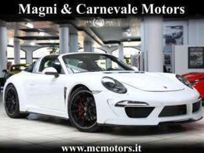 usata Porsche 911 Targa 4S 991 ´´STINGER´´ PDK CARBON PACK BOSE SPORTCHRON Benzina