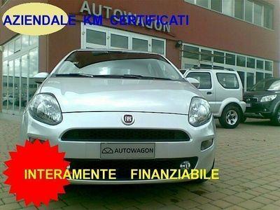 usata Fiat Punto 1.2 8V 5 porte Lounge usato