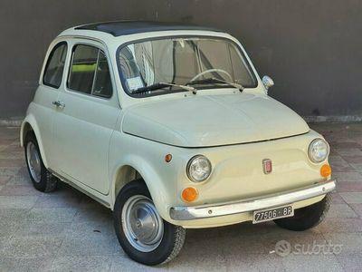 usata Fiat 500 110F ISCRITTA ASI - Anni 70