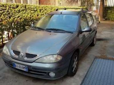 usata Renault Mégane 1.9 dTi cat Station Wagon RXT - UNICO PROPRIETARIO