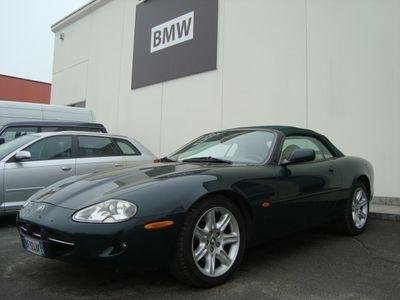 usata Jaguar XK8 4.0 Convertibile Www.audisioautomobili.it Usato