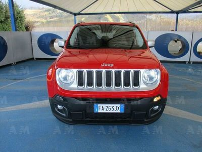 usata Jeep Renegade 2.0 Mjt 140CV 4WD Active Drive Low Limited