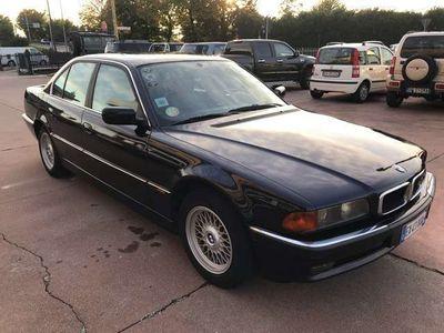 usata BMW 725 tds (E38) ISCRITTA ASI automatic