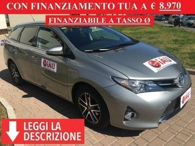 gebraucht Toyota Auris Touring Sports SW 1.8 Hybrid Active (GARANZIA) rif. 11821877