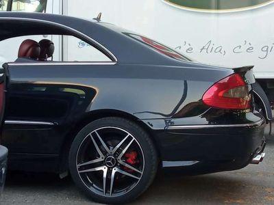 usata Mercedes CLK220 Coupe CDI Avantgarde Sport Edition
