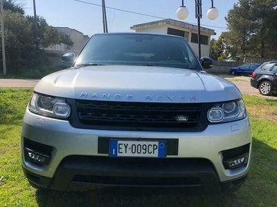 used Land Rover Range Rover Sport 3.0 SDV6 HSE Dynamic