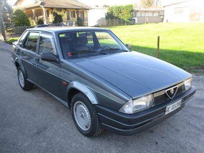 gebraucht Alfa Romeo 75 2.0i Twin Spark, ASI/CRS, aria condizionata.