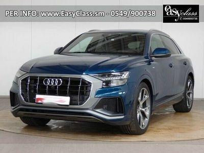 usata Audi Q8 50 TDI 286 CV quattro tiptronic Sport S-Line TETTO