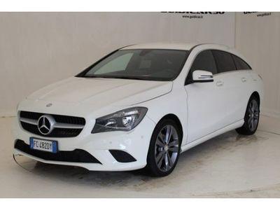 usata Mercedes CLA220 SBd (cdi) Business auto
