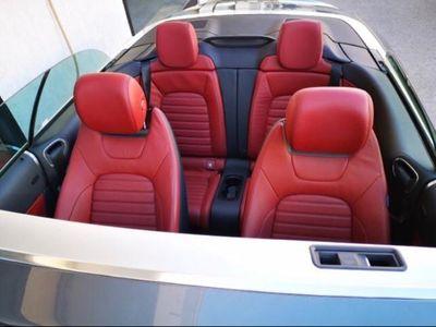 usata Mercedes C220 C 250 d Automatic Cabrio Sport