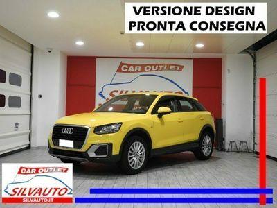usata Audi Q2 1.6 TDI 116 CV S tronic Design - OCCASIONE