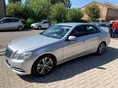 usata Mercedes E220 ClasseCDI BlueEFFICIENCY Avantgarde usato