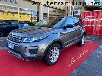 usata Land Rover Range Rover evoque 2.0 TD4 150 CV 5p. Pure Automatica