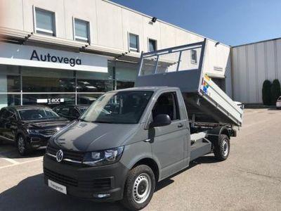 gebraucht VW Transporter T6 4X4 RIBALTABILE IN ALLUMINIO 2.0 TDI 150 CV