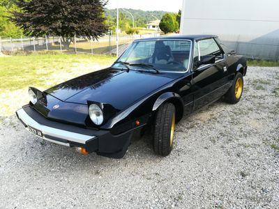 usata Fiat X 1/9 storica del 1982