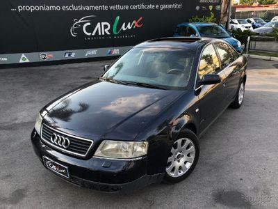brugt Audi A6 2.5 V6 TDI Advance 150CV Automatica
