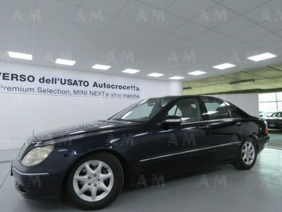used Mercedes S320 cdi auto