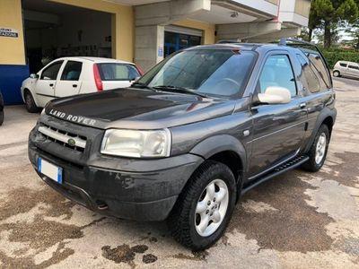 brugt Land Rover Freelander 2.0 Td4 HardbAutoc
