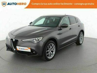 usata Alfa Romeo Stelvio 2.2 TD 210CV AT8 Q4 Executive - CONSEGNA A CASA