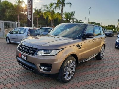 used Land Rover Range Rover Sport 3.0 TDV6 HSE Dynamic UFFICIALE ITALIANA 2015
