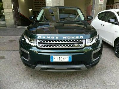 usata Land Rover Range Rover evoque RR2.0d euro 6