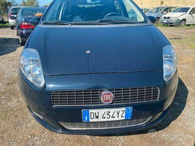 usata Fiat Grande Punto 1.4 metano 5 pt anno2010