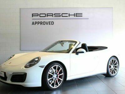 usata Porsche 911 Carrera 4S Cabriolet 911 Urmodell 991 3.0