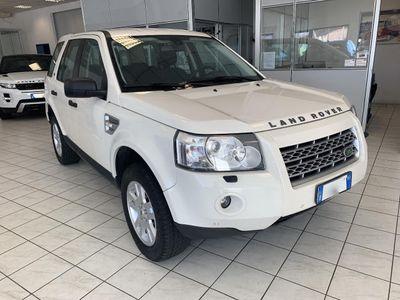 brugt Land Rover Freelander 2.2 TD4 S.W. SE