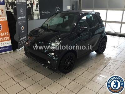 begagnad Smart ForTwo Cabrio FORTWO 90 turbo twinamic passion