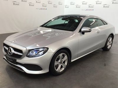 usata Mercedes 220 Classe E couped Business Sport 4matic auto