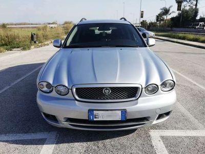 usata Jaguar X-type 2.2D cat aut. Wagon Luxury cDPF