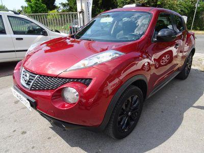 używany Nissan Juke 1.6 DIG-T 190 Limited Edition KM 73000 SEMINUOVA