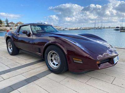 usata Chevrolet Corvette C3 350 cu TARGA