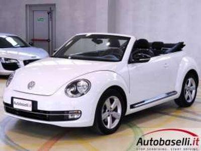 used VW Maggiolino CABRIOLET 2.0 TDI SPORT 150CV