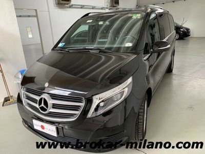 usata Mercedes V250 BlueTEC Automatic Extralong 8 posti