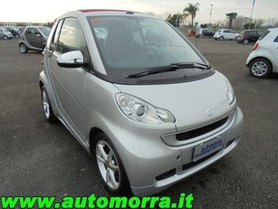 käytetty Smart ForTwo Cabrio 800 40 kW pulse cdi n°61