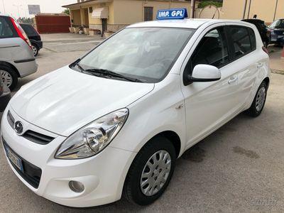 used Hyundai i20 1.2 GPL di serie auto da vetrina