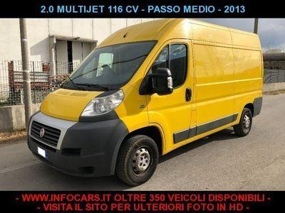 usata Fiat Ducato 33 2.0 MJT 116 CV PASSO MEDIO