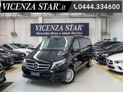 second-hand Mercedes V250 Classed Automatic Sport Extralong del 2017 usata a Altavilla Vicentina