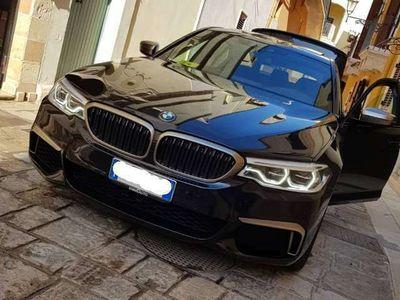 usata BMW 550 Serie 5 (G30/G31) xDrive