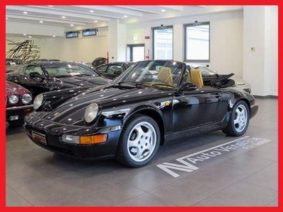 brugt Porsche 911 Carrera 4 Cabriolet 964 * SERVICE BOOK - FULL OPTIONAL *