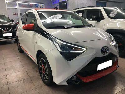 usata Toyota Aygo 1.0 X-WAVE 70CV-ITALIANA-LED-TETTO APRIBILE-RETROC