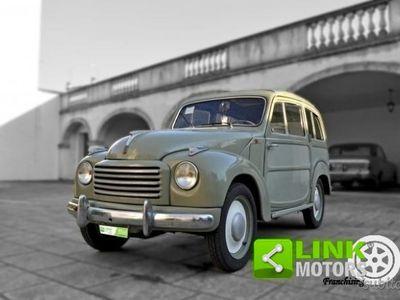 usata Fiat Belvedere 500C 1953CONSERVATA