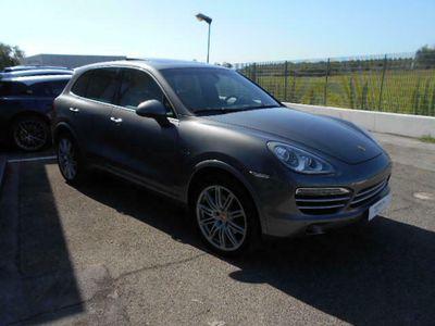 usata Porsche Cayenne 3.0 Diesel 250CV Platinum Edition IVA ESPOSTA