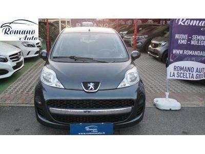 usata Peugeot 107 usata del 2010 a Pollena Trocchia, Napoli
