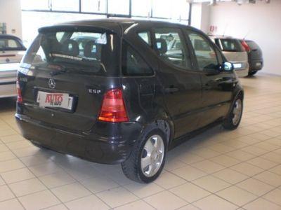 usata Mercedes A160 cat Elegance Berlina
