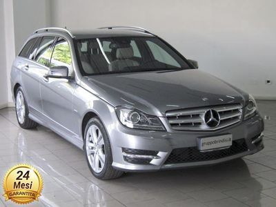 used Mercedes 250 Classe C Station WagonCDI BlueEFFICIENCY Avantgarde