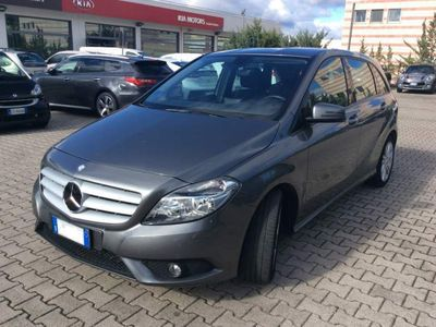 usata Mercedes B200 CDI BlueEFFICIENCY Premium